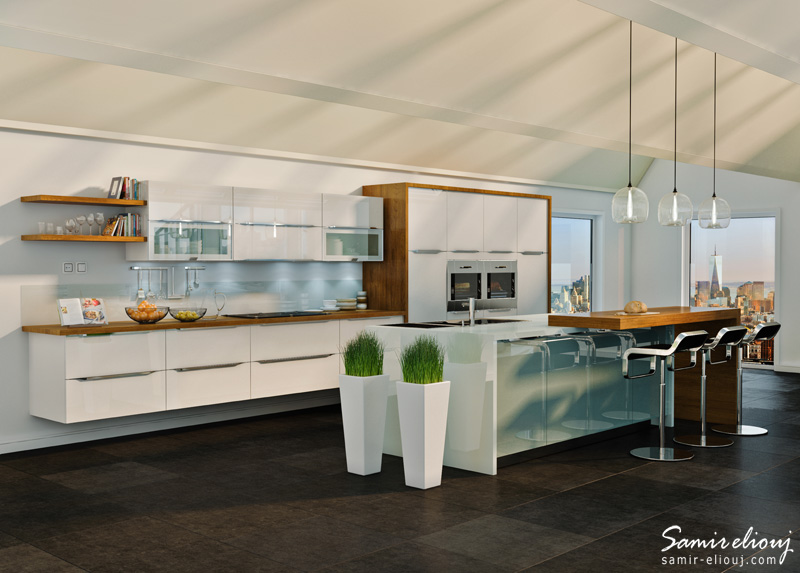 cuisine 3d brooklyn ultra gloss 1