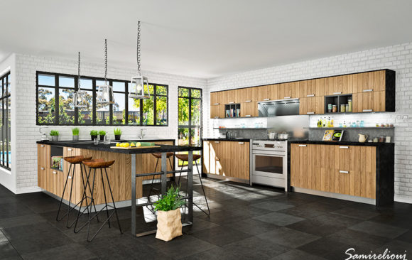 VILLA URBAINE KITCHEN #3