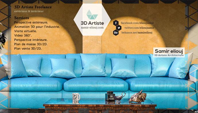 Mail-services-3d-freelance-maroc-3D-communication