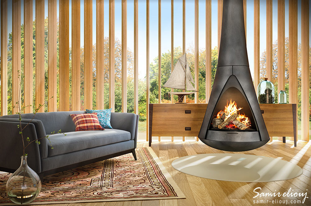 The Fire Place Design ≠01 ARCHITECTURE
