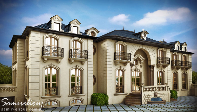 Villa Rabat House 001villa Rabat House 001
