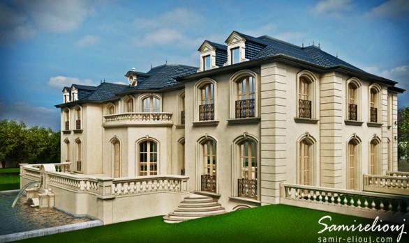 Villa Rabat House #001