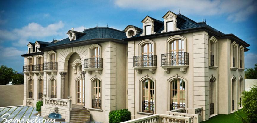Villa Rabat House 001villa Rabat House 001 3d Art Design