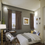 chambre-d'hote-contemporaine-3D-architecture-décoration