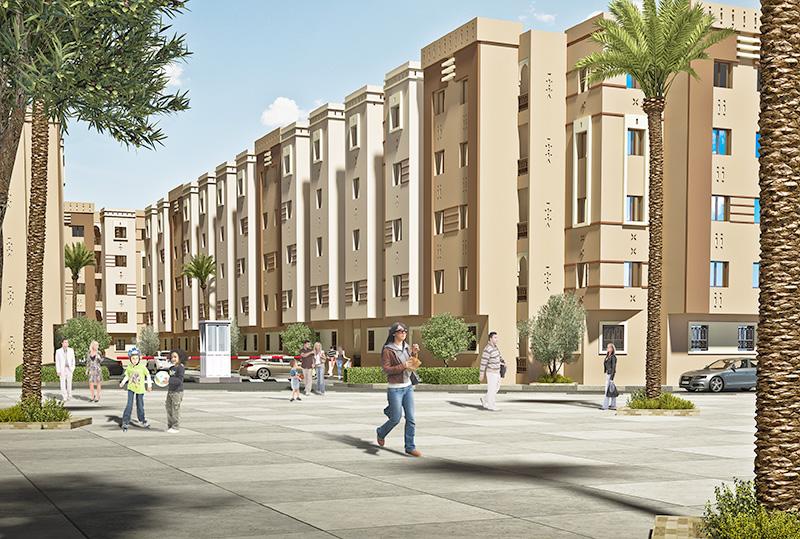 projet-immobilier-promoteur-immobilier-image-3D-plan-2D